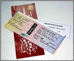 Билеты любого вида и жанра