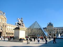"""Лувр """"Первое знакомство с музеем"""""""