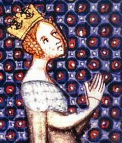 """Алиенора Аквитанская - королева двух государств, или """"ищите женщину"""""""