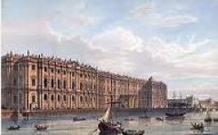 Бордо и Санкт Петербург XVIII век