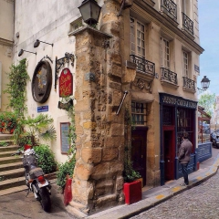 Пешеходо-автобусная экскурсия по Парижу