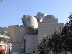 «Гуггенхайм, как синоним современного искусства». Бильбао, Испания  провинция Бискай