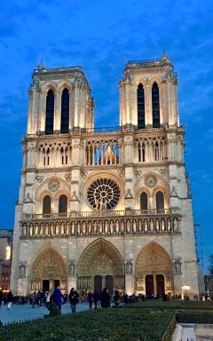 «Париж – пересекая столетия» – большая прогулка по Парижу 5 часов