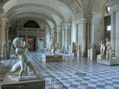 Основные Шедевры Лувра