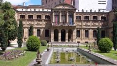 «Столица Наварры и  праздник Сан Фермина,  прославленные Хемингуэем».Памплона, Испания, провинция Наварра.