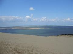 Устрицы, дюна, океан, бескрайние пейзажи...