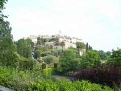 Очарование Прованса - средневековые городки Сен-Поль, Туррет и Гурдон