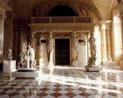Лувр - сокровищница мировых шедевров