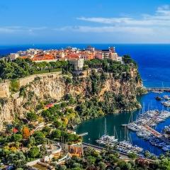 Экскурсия по Монако