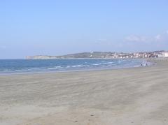 «Самый длинный пляж страны басков». Андай ,остров Фазанов