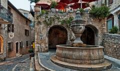 Средневековые деревушки
